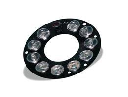Security Camera 10 LED IR Infrared Illuminator Board Plate FY-1012 GB