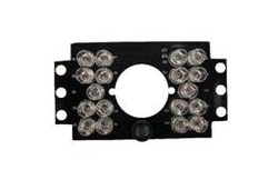 Infrared 18 LED Illuminator Board Plate for CCTV Security Camera FY-13018 GB(China (Mainland))