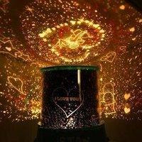 5pcs/lot Free shipping Amazing Star Master Light Sleep Lighting Night light