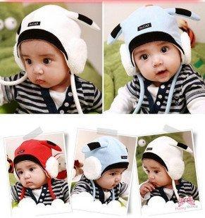 New Winter Superfine fluff shell fabric dacron EarFlap Hat Cap  Lovely Pikachu modelling hat