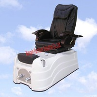 China Manuafacturer Superior Leather Salon Pedicure SPA Massage Chair KZM-S052 with Plug110V-220V