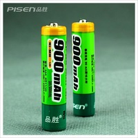 Wholesale! High Energy AAA Ni-MH Rechargeable Battery 900mAh Batteries 1.2V Genuine Pisen 10pcs/lot