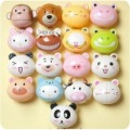 Free Shipping/ Fashion cute Cartoon family Automatic toothbrush holder/Automatic Toothpaste Dispenser&Brush holder/Wholesale