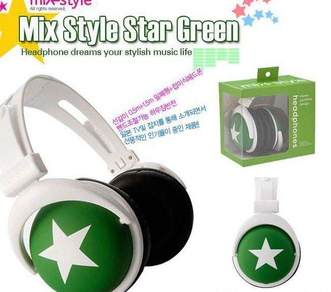 Free Shipping 25pcs/lot 3.5mm mix style headphones for mp3 mp4 notebook/ fashion folding headphones(China (Mainland))