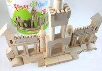 Baby Useful intelligence toys,Baby Educational Toys, Castle blocks Free shipping