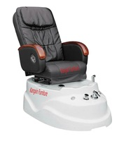 China Manuafacturer Superior Leather Salon Pedicure SPA Massage Chair KZM-S089 with Plug110V-220V