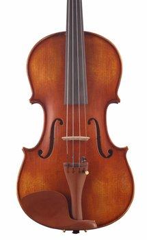 Mid flamed student violin,matt violin