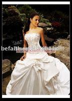 2011 Free Shippimg New Hot Sale  Bridal Ball Gown Wedding Dresses 2450