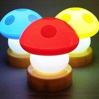 1PCS LED Mushrooms Lights FREE SHIPPING!!