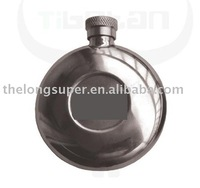 Titanium Outdoors products--Titanium Wine Flask150ml(can with the wine cup)