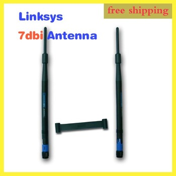 Free Shipping Linksys High Gain 7DBI Antenna For Router