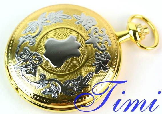 Карманные часы на цепочке TIMI & T528