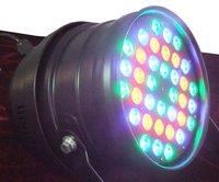 LED Par64;RGB Color:36*1W,6R6G6B(1W)