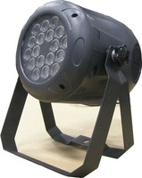 18*1W RGB LED spotlight