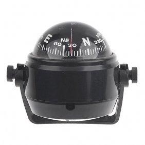 NEW Discount! Marine Aqua Ball Compass Boat Yacht Caravan Truck -Black  free shipping +Drop shipping