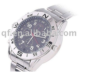 wholesale and retail free shipping New Arrival High Definition Camera DVR Wrist  Watch 4GB