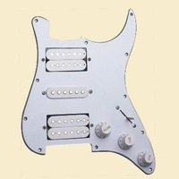 Sell Prewired Strat guitar pickguards/guitar pickgaurd/guitar scratchplate
