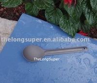 Titanium outdoors goods--Titanium Flatwares--Titanium Spoon