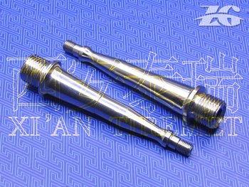Titanium Pedal Spindle for Wellgo Sars Tioga brand