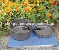 Titanium Outdoords goods-Titanium Cooker -Boiler(1300ml)