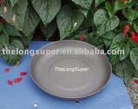 Titanium Outdoors Products---Titanium flatware--Titanium Plate(A014)