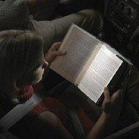 Free Shipping Novlety Product 12pcs/lot Led Reading Light Light wedge