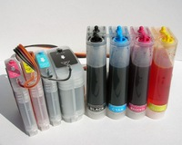 FREE SHIPPING  CISS For HP K550/K5300/K5400/K8600 continuous ink supply system(Not with ink)