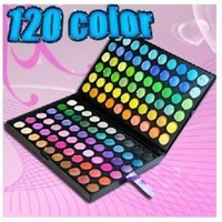 120 Color Eye Shadow Eyeshadow Color #2 Palette Cosmetics Makeup Beauty