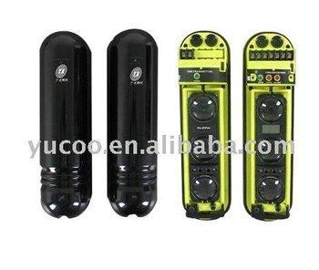 YK-QH3-100 3Beams outdoor 100m indoor 30m wireless active Infrared Barrier