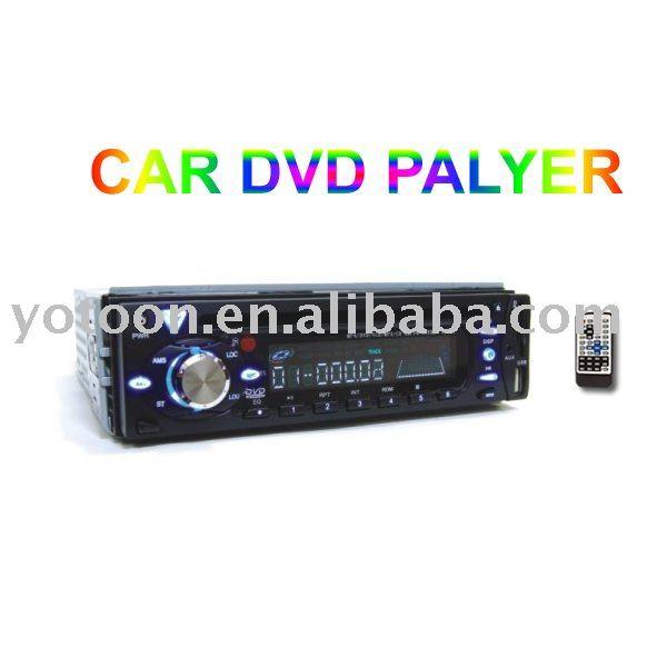 New Car In Dash 1 Din DVD/CD/MP3/USB/SD CARD AM/FM PLAYER+AUX INPUT / CAR 1 DIN DVD / SHENZHEN CAR 1 DIN DVD(China (Mainland))