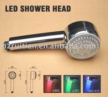LED SHOWER HEAD (N02)