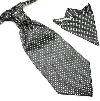 12 NEW men's ties hanky Necktie tie sets Neck TIE Handkerchief with diamond mixed 45sets