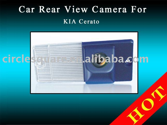 Car rearview camera for KIA Cerato dvd player Free shipping(China (Mainland))