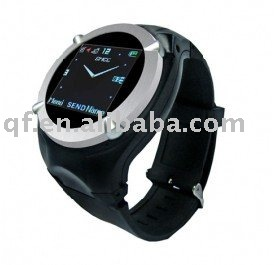 wholesale and retail MQ998 Quad Band  Camera 1.5 Inch Touch Screen Sports Wrist Watch mobile  Phone