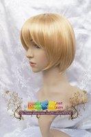 Axis Powers Hetalia APH Finland Tino cosplay wig (light brown, 35cm)