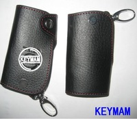 Opel flip remote key leather bag