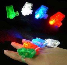 led laser finger light promotion