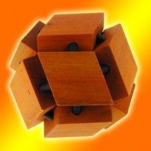 popular wooden puzzle box