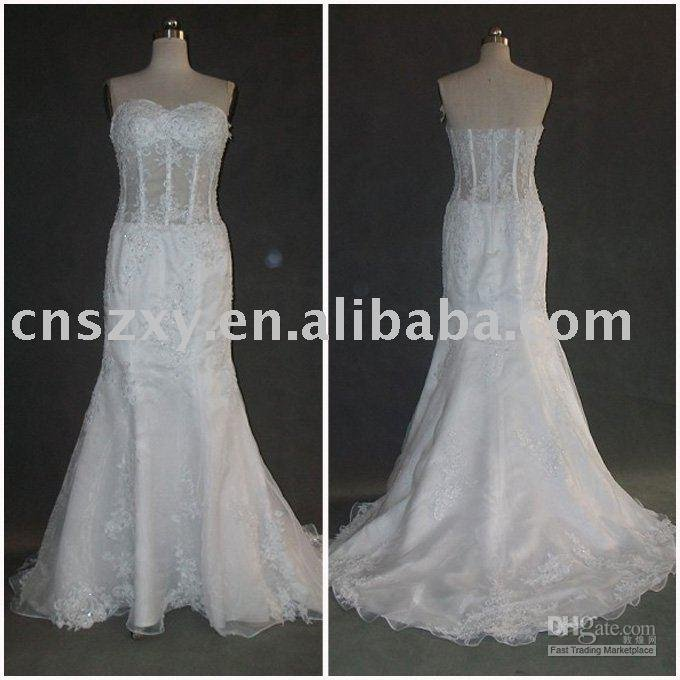 Evening Gown 100% Same As Picture,custom made new style Fashion(China (Mainland))