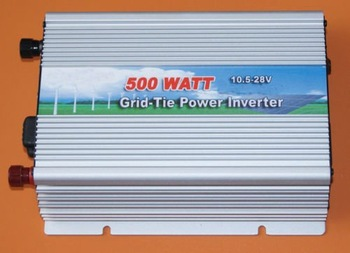 500w grid tie power inverter solar panel CE & ROHS standard ! Brand NEW !grid tie power inverter