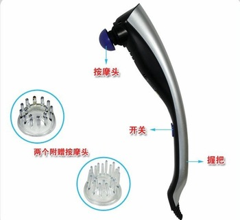 Free shipping,Massager hammer infrared massager Machine Massager of Easing Pressure