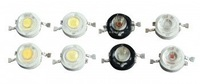 green 1W high power led  520-530nm;60-80lm