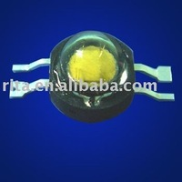 3W yellow high power led
