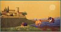 Free shipping reproduction  Art Lowell Herrero decoration P16 oil painting new arrival
