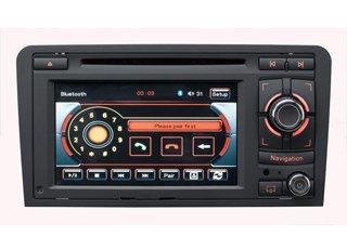 Autoradio audi a3 a4 car dvd player with auto gps navigation radio system(China (Mainland))