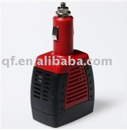 wholesale and retail 12V DC to 220V AC Power Inverter 5V USB Adapter(China (Mainland))