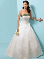 Beautiful Ball /bridal gowns /prom/bride Wedding dresses 100%Guarantee New FREE SHIPPING all size:2-26