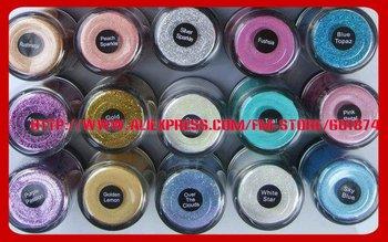 Free Shipping New 7.5g pigment Eyeshadow /Eye shadow whith English name colors( 205pcs/lot)