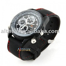 HD Waterproof Camera Watch Video Recorder Camera(China (Mainland))