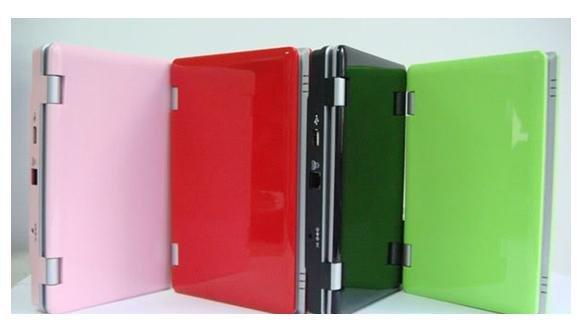 "NEW 7"" Mini Netbook Laptop Notebook WIFI Windows CE 6.0 2GB HD Free Shipping(China (Mainland))"